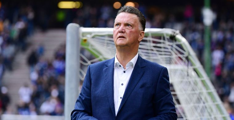 Van Gaal officieel terug als bondscoach van Oranje: 'Er is weinig tijd'