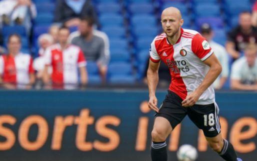 Debuterende Trauner ziet eenheid bij Feyenoord: 'Dat is ons nieuwe spel'