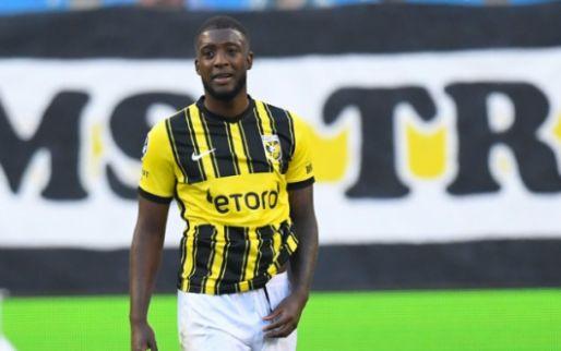 Bazoer had 'goed gesprek' met Vitesse-trainer Letsch: 'Heb ik hem gezegd'
