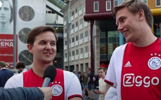 Ajax-fans denken mee met Overmars: 'Noa Lang terughalen'