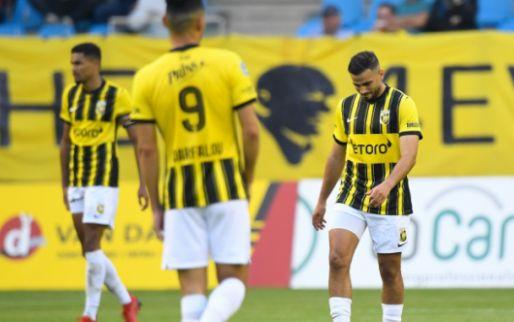 Vitesse beloont zichzelf niet en speelt na bizar duel gelijk tegen Dundalk