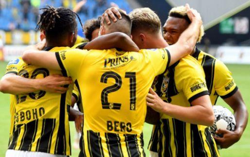 LIVE: Vitesse weet ternauwernood ultieme zeperd te voorkomen: 2-2 (gesloten)