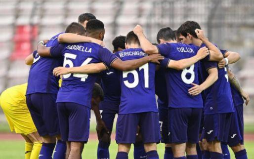 Live-discussie: RSC Anderlecht gaat winnen van FK Laçi