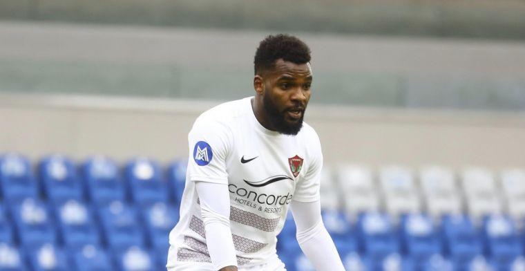'Club Brugge en KAA Gent strijden om komst van Hatayspor-aanvaller Boupendza'