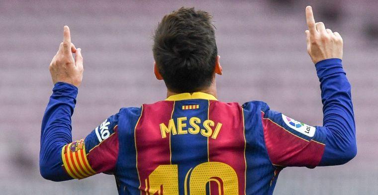'Messi is in shock na onverwachte en ongewenste breuk met Barcelona'