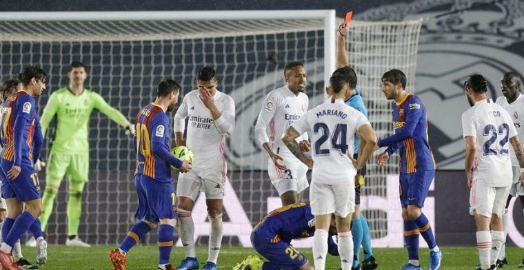 Barcelona en Real trekken samen op tegen La Liga: 'Ongepast, we zijn verbaasd'