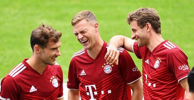 'Bayern beloont Kimmich: middenvelder gaat tot vier bestbetaalde spelers behoren'