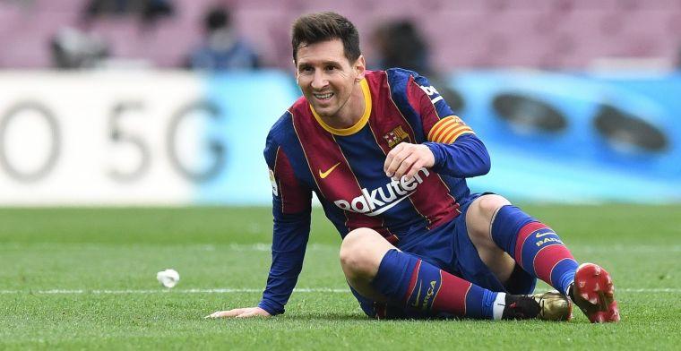 'Bevestigen Messi-vertrek kan zijn om duimschroeven aan te draaien bij LaLiga'