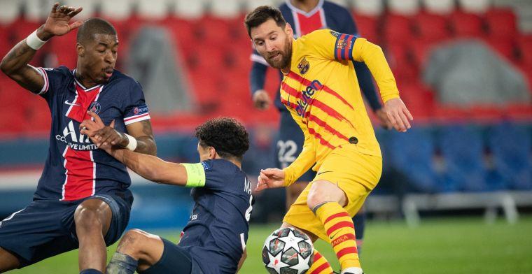 'PSG maakt werk van komst Messi: binnen enkele dagen eerste aanbieding'