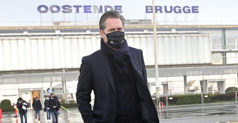 UPDATE: 'Club Brugge bereikt akkoord over Buchanan, Augsburg doet nog moeilijk'