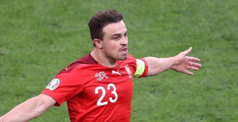 'Liverpool wil Shaqiri laten gaan en maakt prijskaartje bekend'