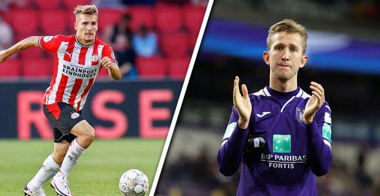'FC Twente slaat twee vliegen in één klap: Vlap (Anderlecht) gespot'