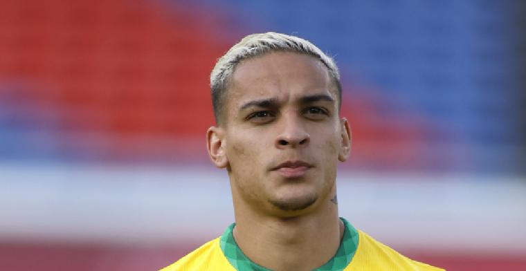 'Ajax verwacht Engelse transfer Neres en wil véél meer dan 30 miljoen voor Antony'