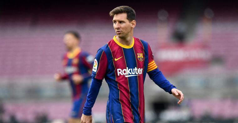 'Code rood in Barcelona: Messi ook niet onder de indruk van huidige selectie'