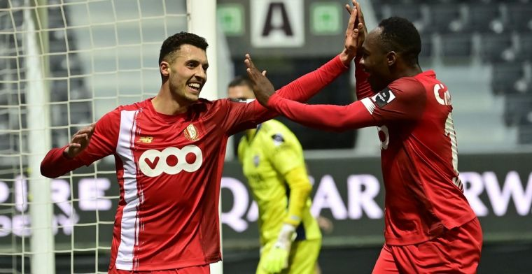 Standard kan weer rekenen op Amallah: 'Marokkaan is terug op training'