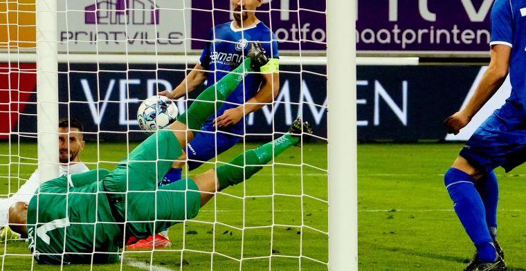 "Bolat baalt na draw van Gent tegen RFS: ""Dit is frustrerend"""