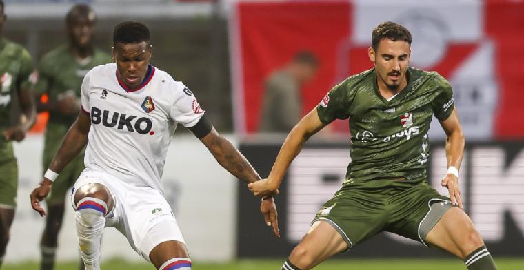 Meteen puntenverlies voor FC Emmen, domper in blessuretijd voor FC Volendam