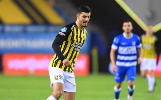 Afbeelding: Update: Nu officieel, Chelsea verhuurt Vitesse-bekende Broja