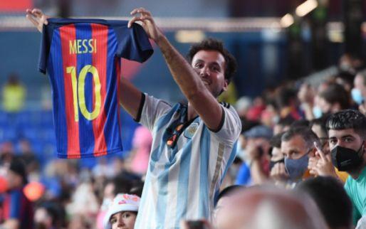 Afbeelding: LOL! Promovendus wil Messi strikken: 'Denk nog eens goed na'