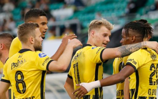 Afbeelding: LIVE: Vitesse wint van Dundalk en plaatst zich voor de play-offs (gesloten)