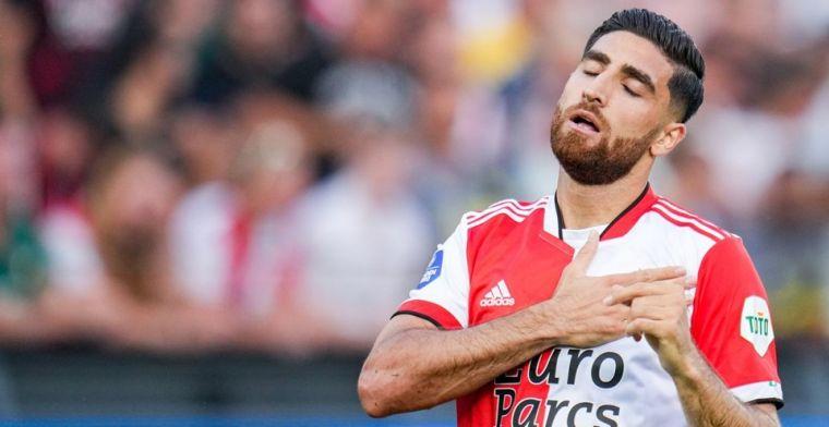 Jahanbakhsh complimenteert Feyenoord-talenten: 'De toekomst van deze club'