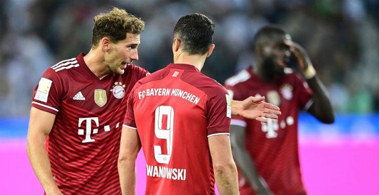 Meteen verrassing in Bundesliga: kampioen Bayern München morst punten