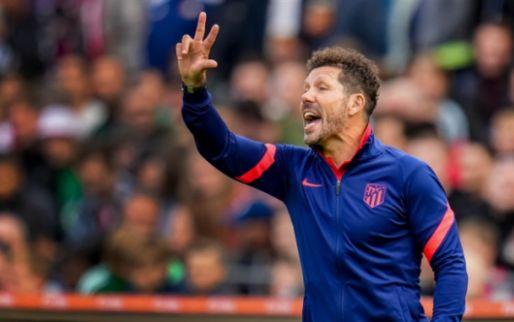 Afbeelding: Atlético is hersteld van nederlaag bij Feyenoord en wint in het hoge noorden