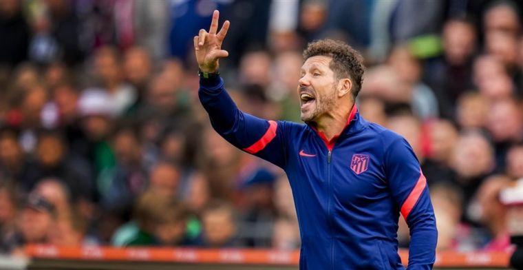 Atlético is hersteld van nederlaag bij Feyenoord en wint in het hoge noorden