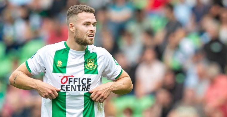 Groningen blijft biedingen afwijzen: 'Op dit moment is een transfer niet dichtbij'