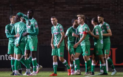 Afbeelding: Jong Ajax en Jong PSV verliezen wedstrijd in absolute slotfase