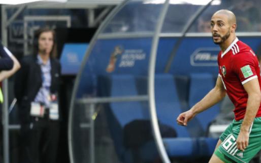 Afbeelding: Amrabat kiest voor het verhaal: 'Ik kon ook Premier League-salarissen verdienen'