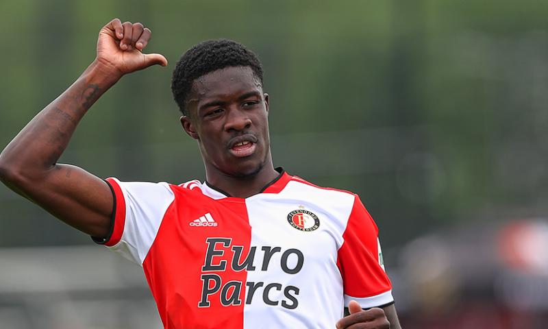 Afbeelding: Feyenoord verhuurt Conteh: vleugelaanvaller keert terug naar Duitsland