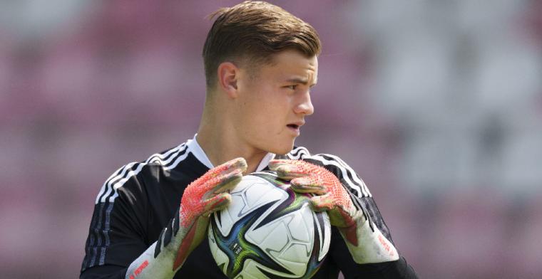 Jong Ajax speelt tegen FC Den Bosch met jongste Jong Ajax-keeper ooit