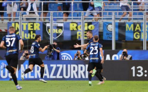 Afbeelding: Inter kent uitstekende Serie A-start, Dumfries maakt vlak voor tijd zijn debuut