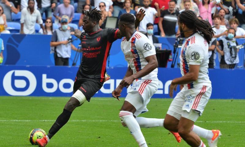 Afbeelding: Lyon kan weer niet winnen: promovendus Clermont houdt de ploeg op 3-3