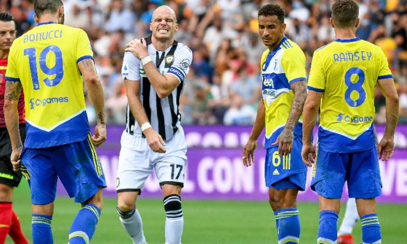 Afbeelding: VAR voorkomt heldenrol voor Ronaldo in minuut 95
