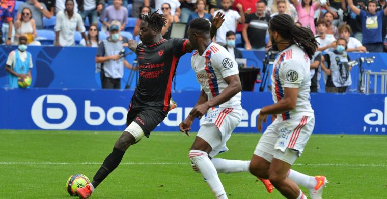 Lyon kan weer niet winnen: promovendus Clermont houdt de ploeg op 3-3