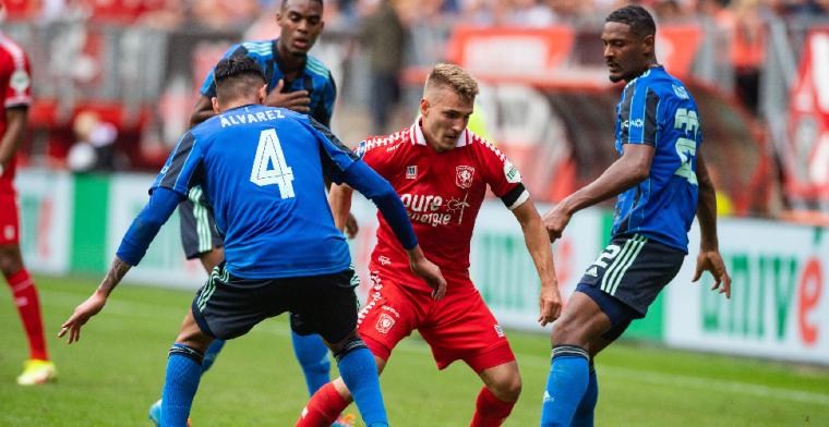 Higler komt met verklaring na veelbesproken Álvarez-moment bij Twente - Ajax