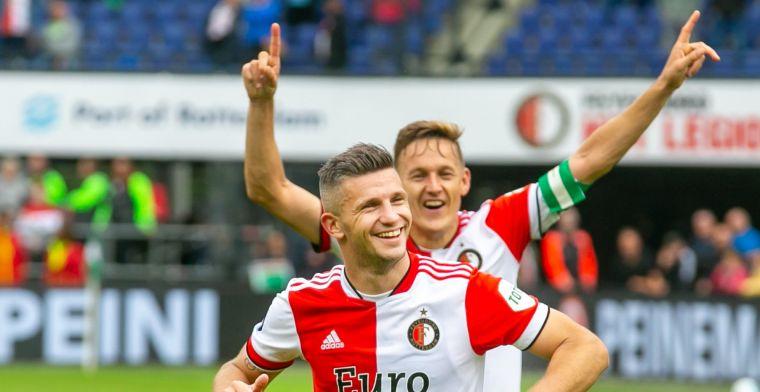 Spitsendiscussie Feyenoord op een lager pitje: 'De verhalen komen altijd boven'
