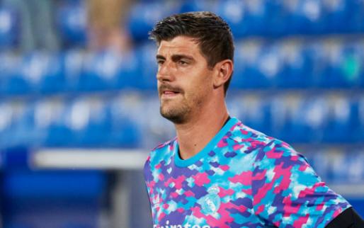 Afbeelding: Courtois komt met reactie na het 3-3 gelijkspel tegen Levante
