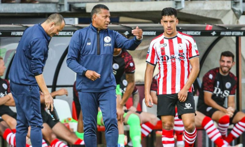 Afbeelding: 'Sparta wacht op Harroui-miljoenen, FC Groningen zorgt voor irritatie op Kasteel'