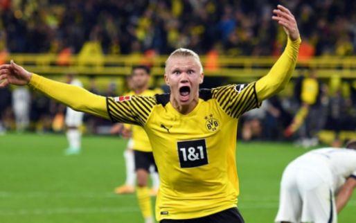 Afbeelding: Haaland laat Dortmund-Belgen lachen, Lyon wint eindelijk