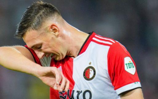 Afbeelding: 'Fortuna Düsseldorf bedingt koopoptie van miljoenen in Bozeník-deal met Feyenoord'