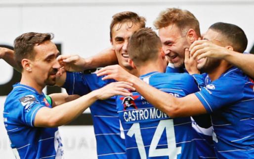 Afbeelding: Club Brugge compleet overdonderd na openingsgoal Tissoudali: 6-1 (!) nederlaag