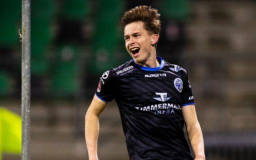 Afbeelding: VI: Den Bosch-parel Meerveld staat voor transfer naar Eredivisie