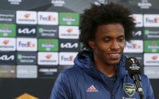 Afbeelding: 'Transfervrij vertrek in de maak: Willian gaat Arsenal verlaten'