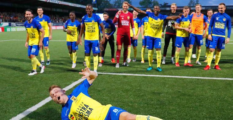 VP's Elftal van de Week: negen clubs vertegenwoordigd, Cambuur- en PSV-duo's