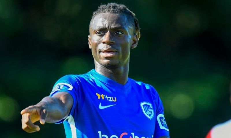 Afbeelding: Genk vindt oplossing voor Odey: 'Aanvaller op weg naar Randers FC'