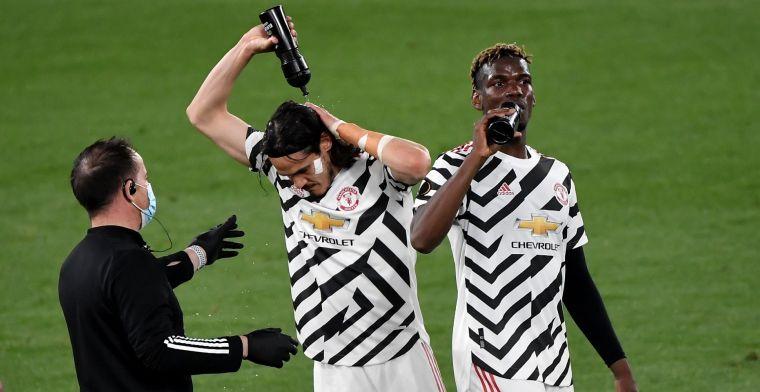 United-duo blijft in Manchester ondanks Ronaldo-komst
