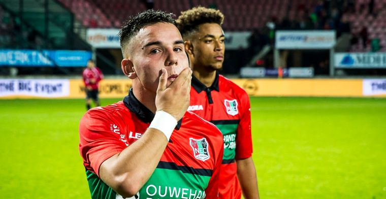 NEC slaat toe en haalt ex-Feyenoorder Verdonk: 'Voelt goed om terug te zijn'